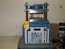 63: Tetrahedron, hydraulic lamination press, MTP-8, 103