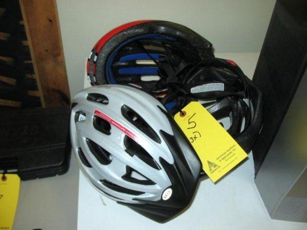 5: BICYCLE HELMETS
