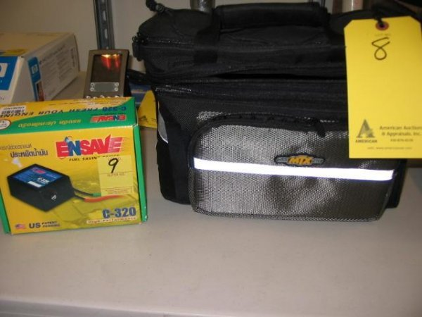 8: BICYCLE ACCY BAG