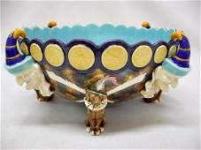 799: Rare WEDGWOOD Punch and Toby punch bowl, the four