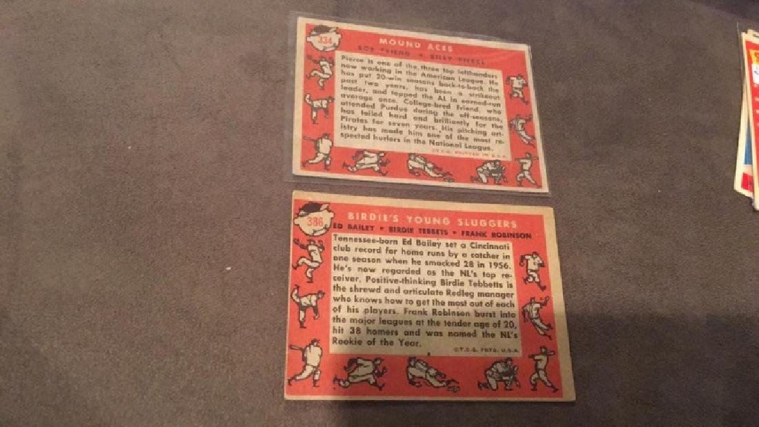 1958 vintage card lot mound aces and birdies - 4