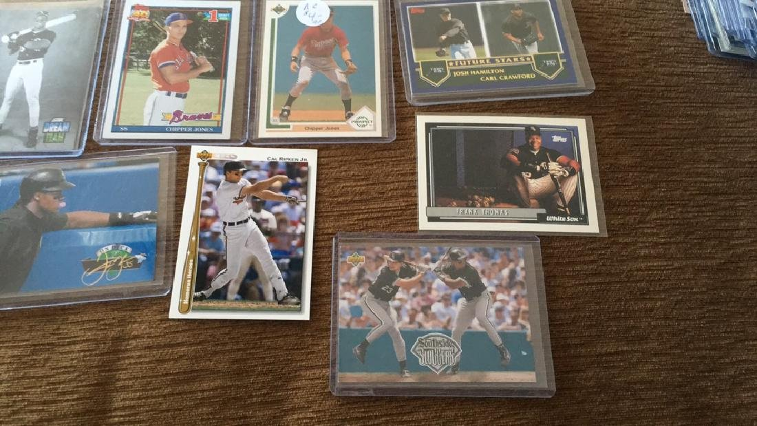 12 card baseball rookie store Hall of Fame lot to - 2