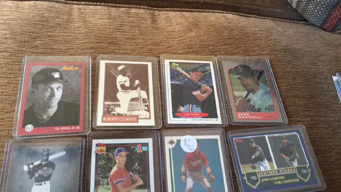 12 card baseball rookie store Hall of Fame lot to - 4