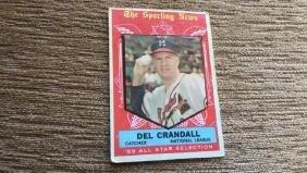 Dell Crandall sporting news 59  All  star
