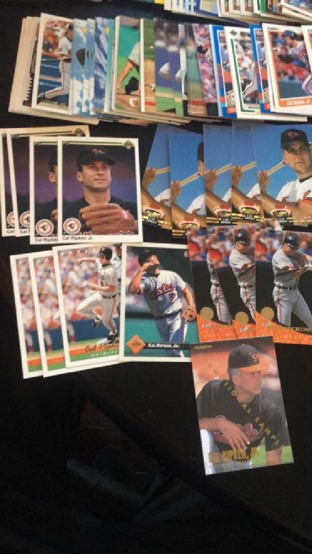 125 Cal Ripken Junior cards - 2