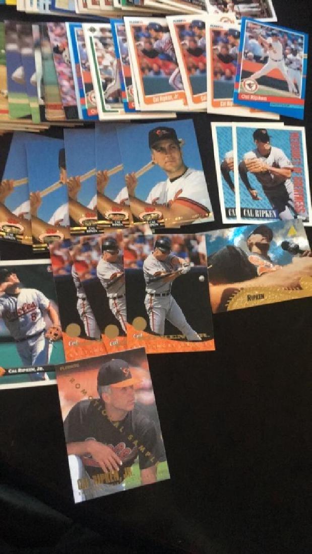 125 Cal Ripken Junior cards - 3