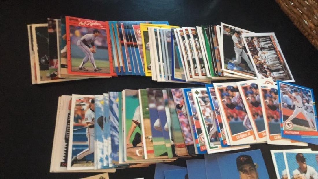 125 Cal Ripken Junior cards - 4