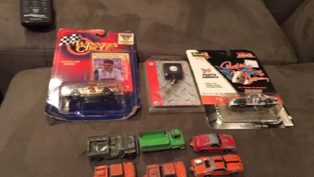 Vintage Tootsie toy diecast car lot deal Earnhardt - 3