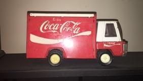 Vintage buddy l Coca-Cola delivery truck
