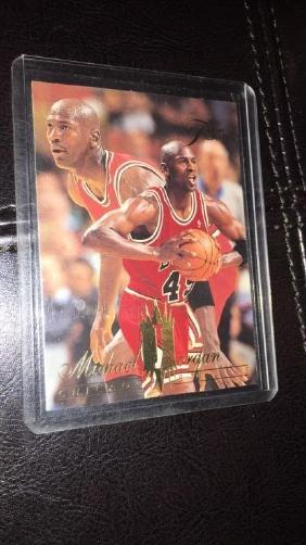 Michael Jordan 1994 95 flair