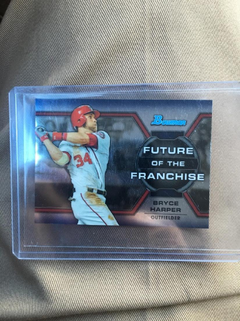 Bryce Harper Future of the Franchise