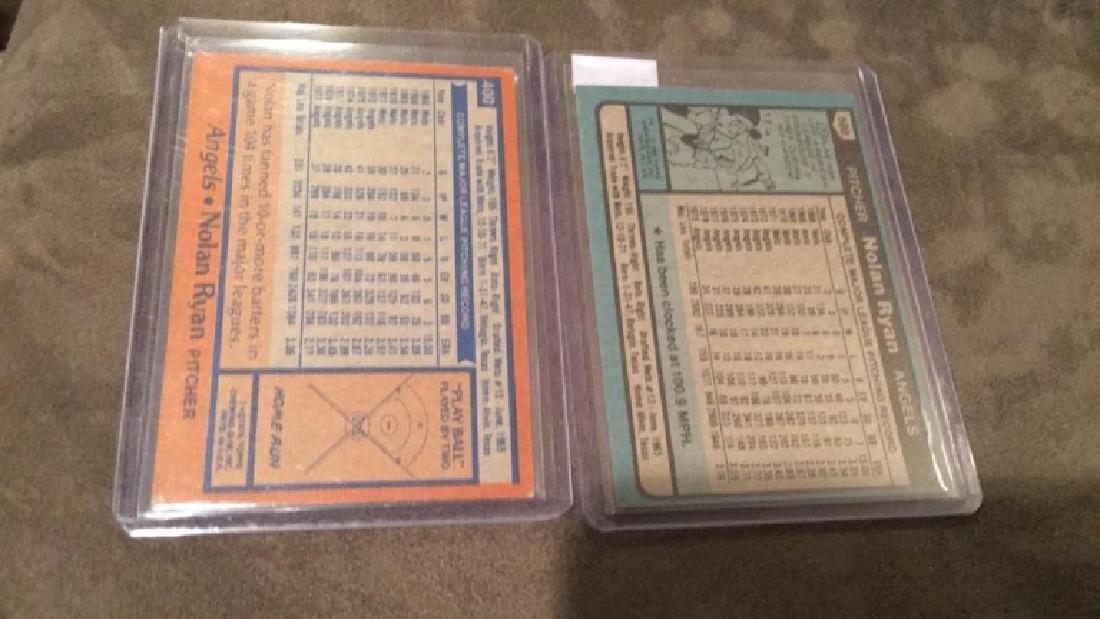 Nolan Ryan 1978 in 1980 topps vintage baseball - 4