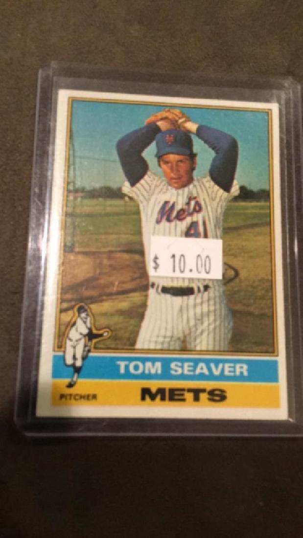 Tom Seaver 1976 topps