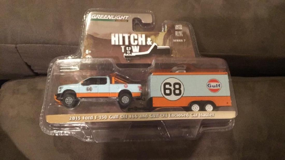 Green like collectibles Hichinto 2015 Ford F1 50