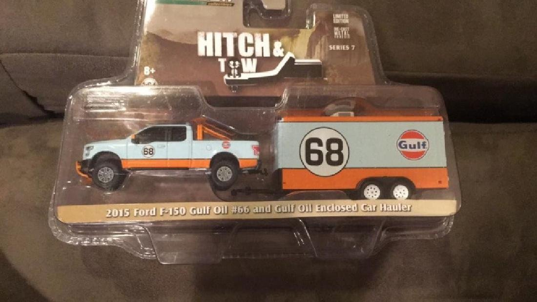 Green like collectibles Hichinto 2015 Ford F1 50 - 2