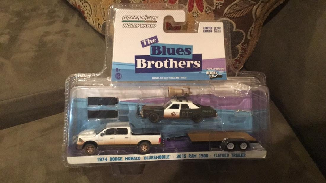 Greenlee collectibles the blues Brothers 1974