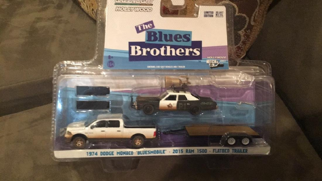Greenlee collectibles the blues Brothers 1974 - 2