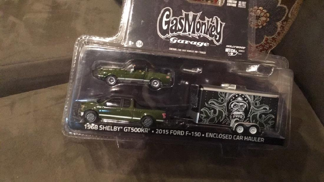 Green like collectibles gas monkey garage 1968 - 2