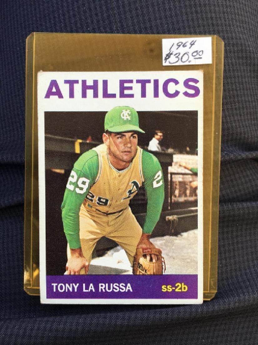 1964 Topps TONY LA RUSSA Rookie RC