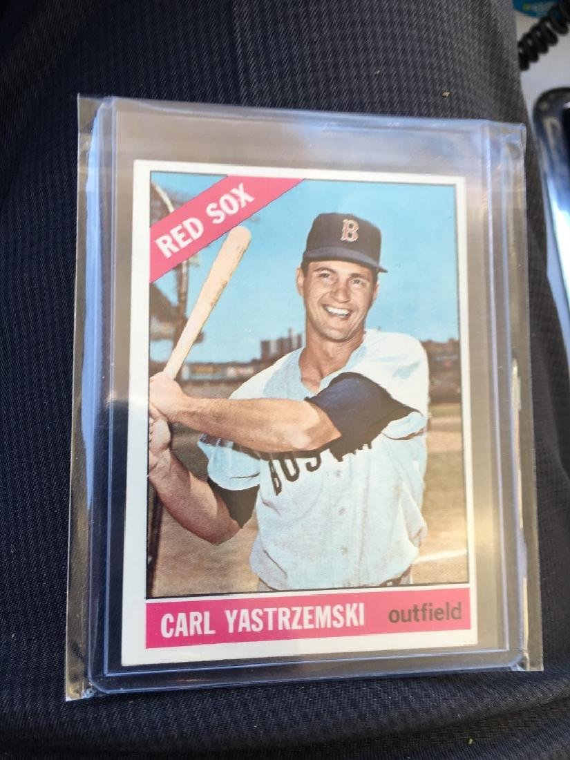 1966 Topps CARL YASTRZEMSKI #70