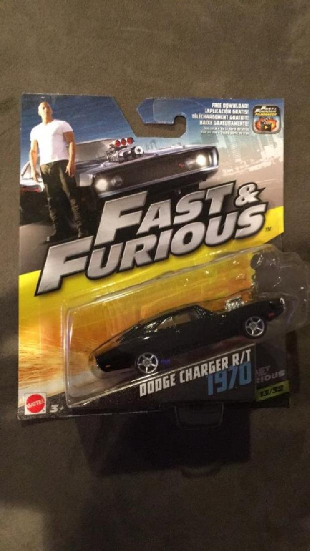 Fast and furious Dodge charger RT 1970 diecast