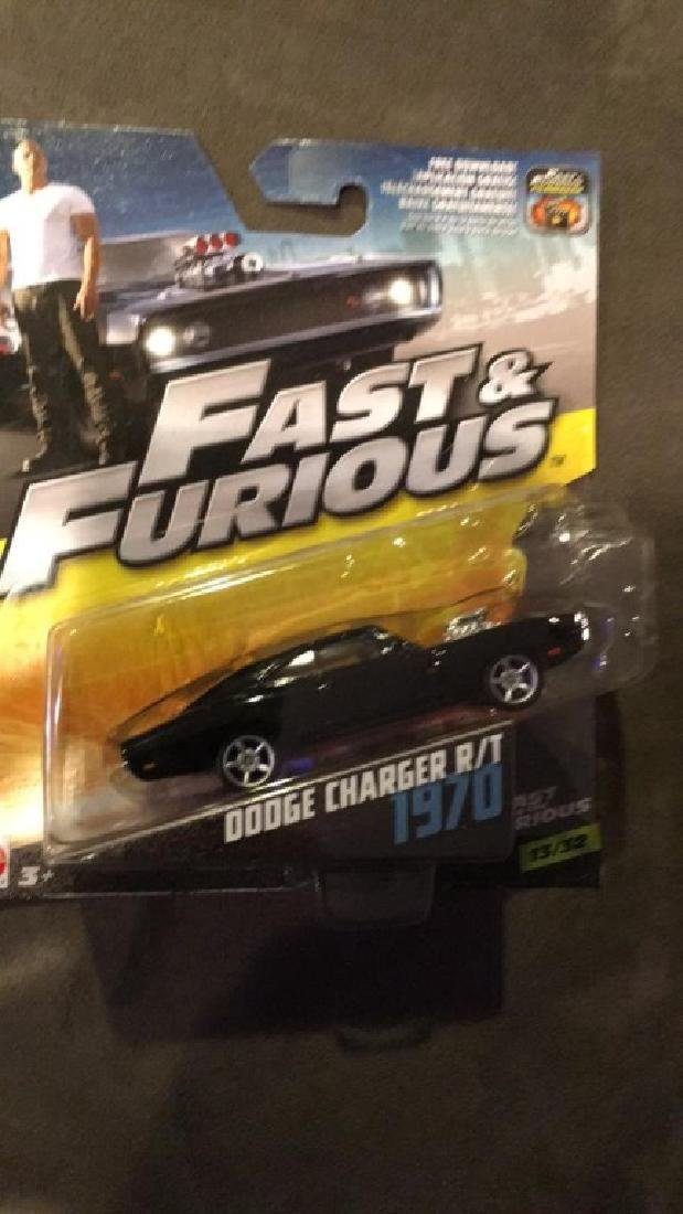 Fast and furious Dodge charger RT 1970 diecast - 2