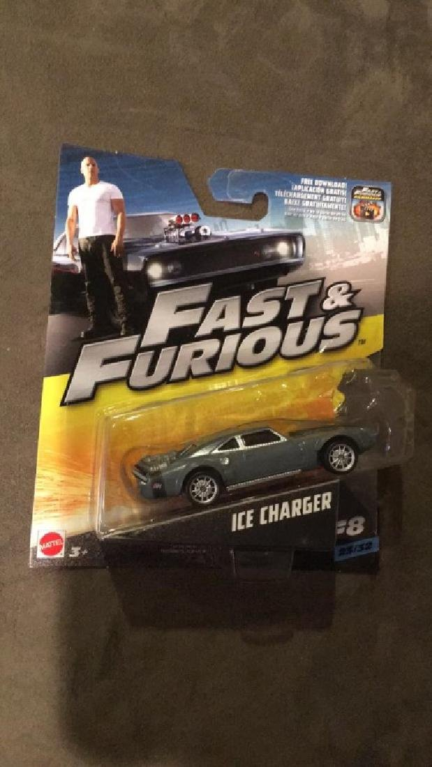 Fast & Furious ice charger