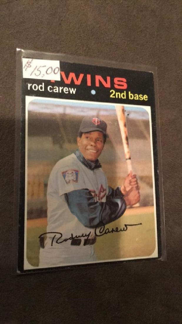 Rod Carew 1971 tops