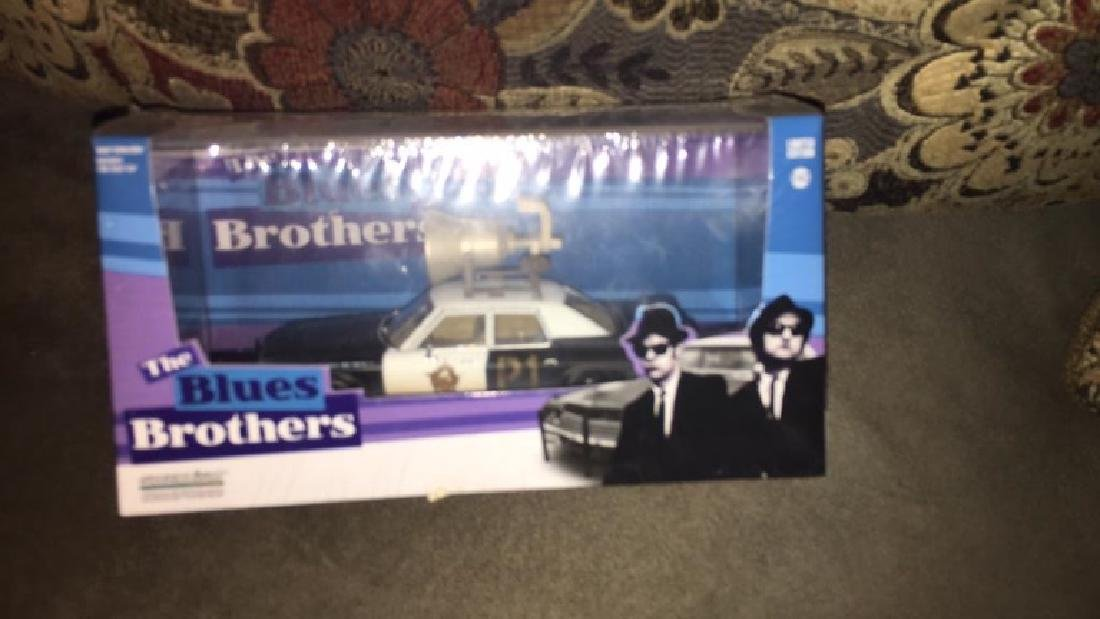 Greenlight collectibles the blues Brothers cop
