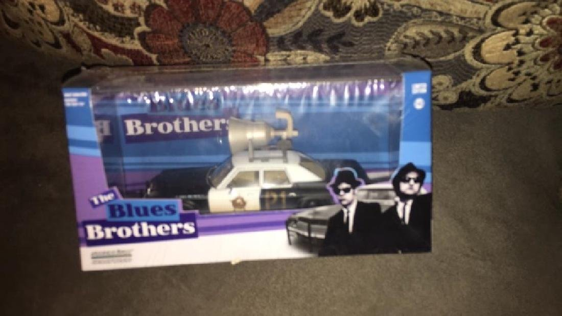 Greenlight collectibles the blues Brothers cop - 2