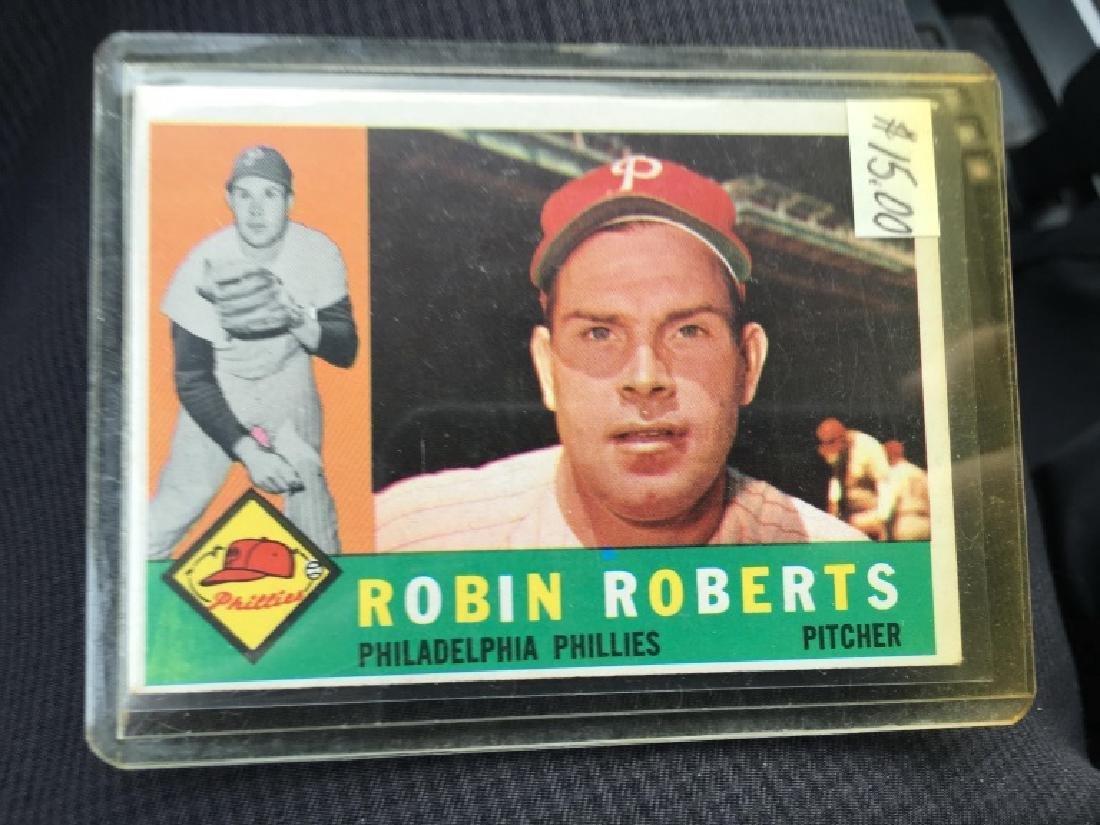 1960 Topps High Grade Set Break #264 Robin Roberts