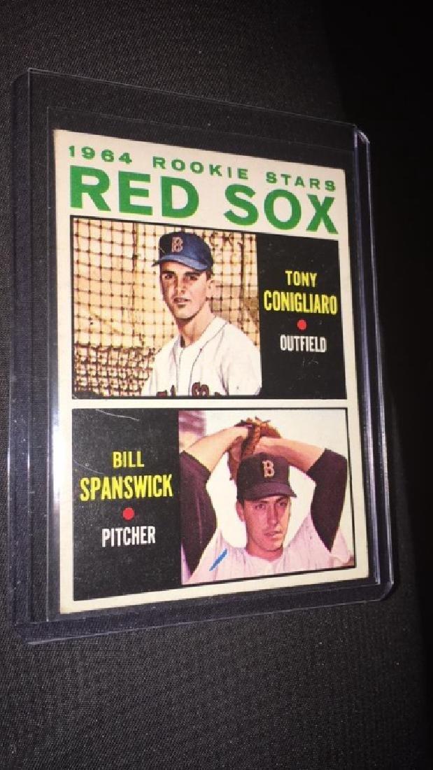 1964 TOPPS TONY CONIGLIARO RC #287 (50.00)