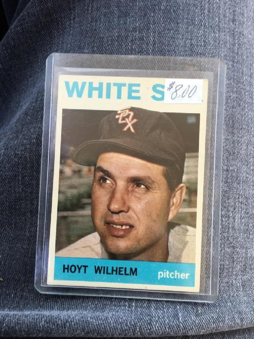 Hoyt Wilhelm 1964 Topps