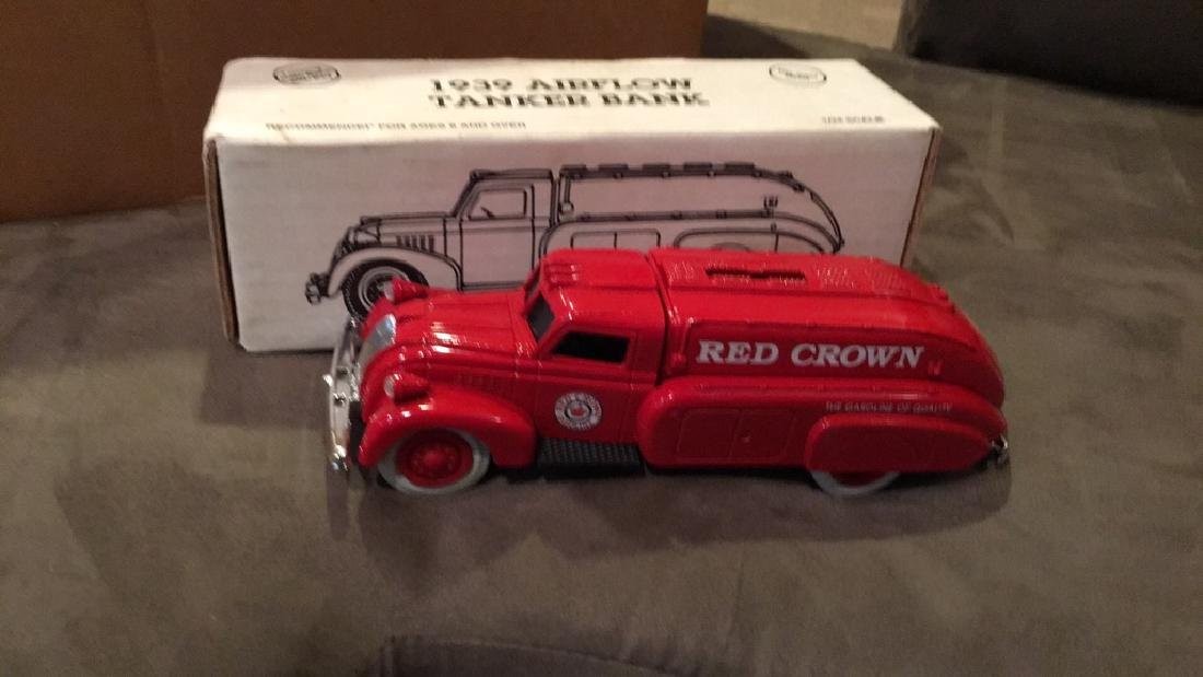 1939 airflow tanker bank Redcrown in mint