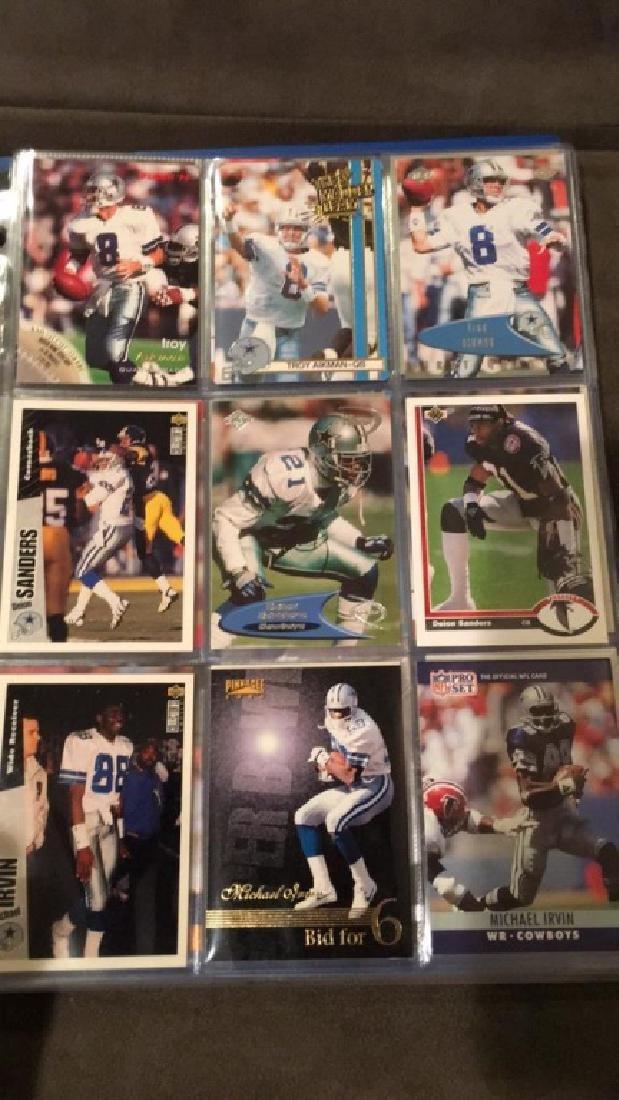 Football all-star booklet loaded nine Tom Brady - 10