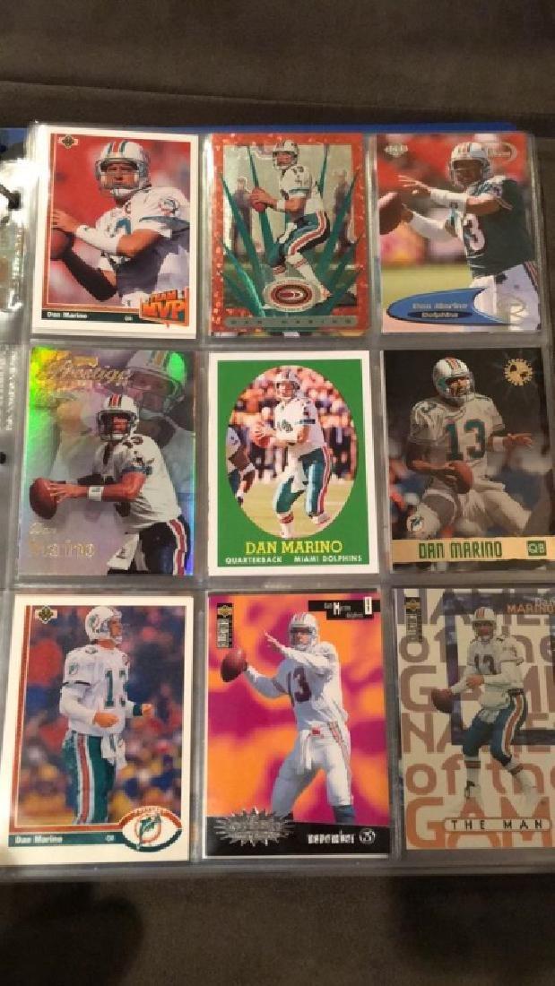 Football all-star booklet loaded nine Tom Brady - 8