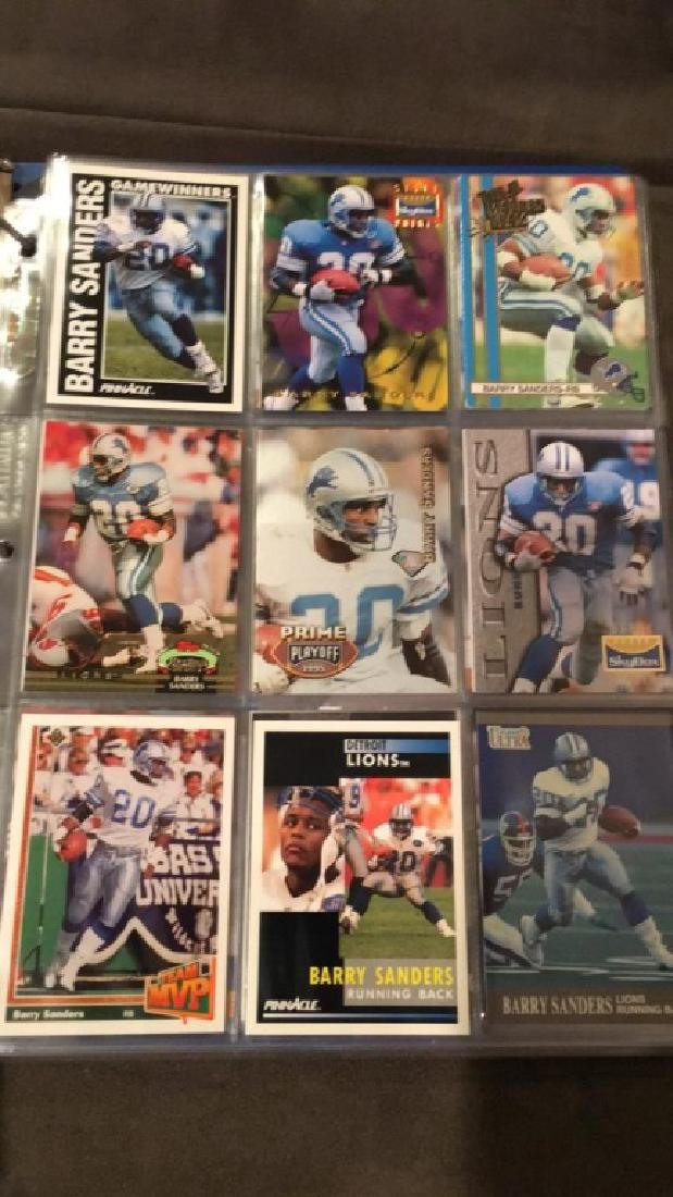 Football all-star booklet loaded nine Tom Brady - 9
