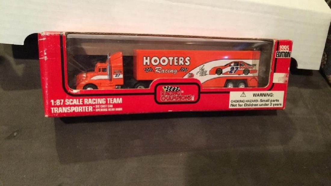 Hooters racing 1995 additional racing champions
