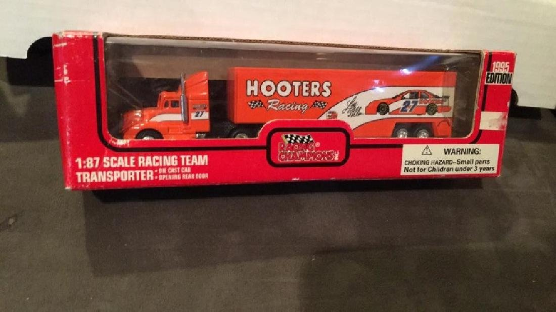 Hooters racing 1995 additional racing champions - 2