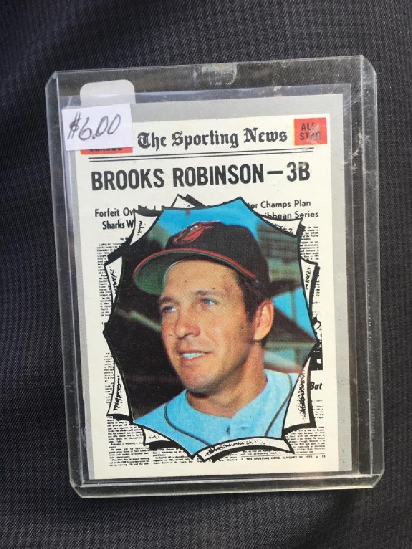 brooks robinson 1970 sporting news