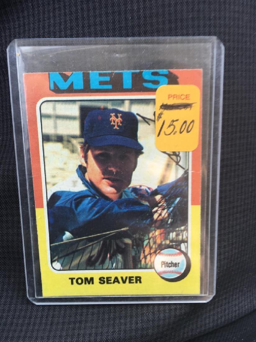 Tom Seaver 1975 Topps
