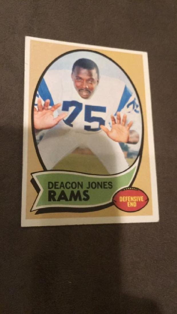 Deacon Jones 1970 Topps