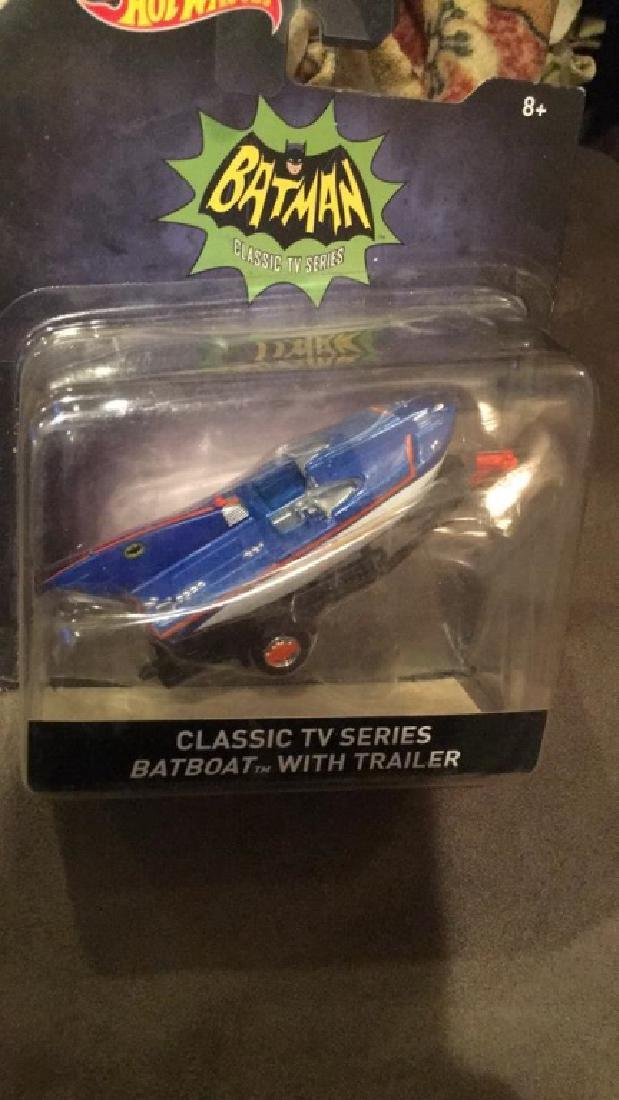 Batman classic TV series boat with trailer - 2