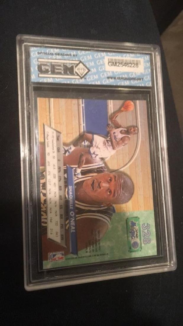 1992-93 Ultra Shaquille O'Neal RC - 2