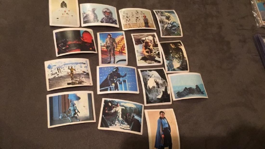 1980 Spanish El Imperio Star Wars mini cards nice