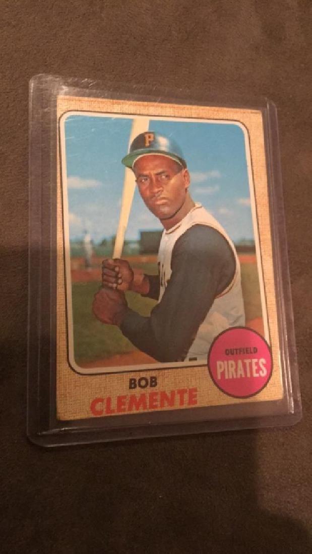 Bob Clemente 1968 Topps #150