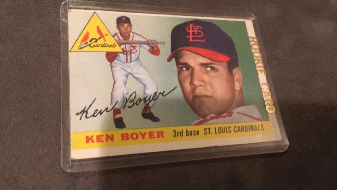 Ken Boyer RC
