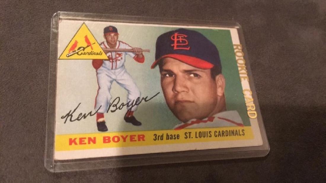 Ken Boyer RC - 2