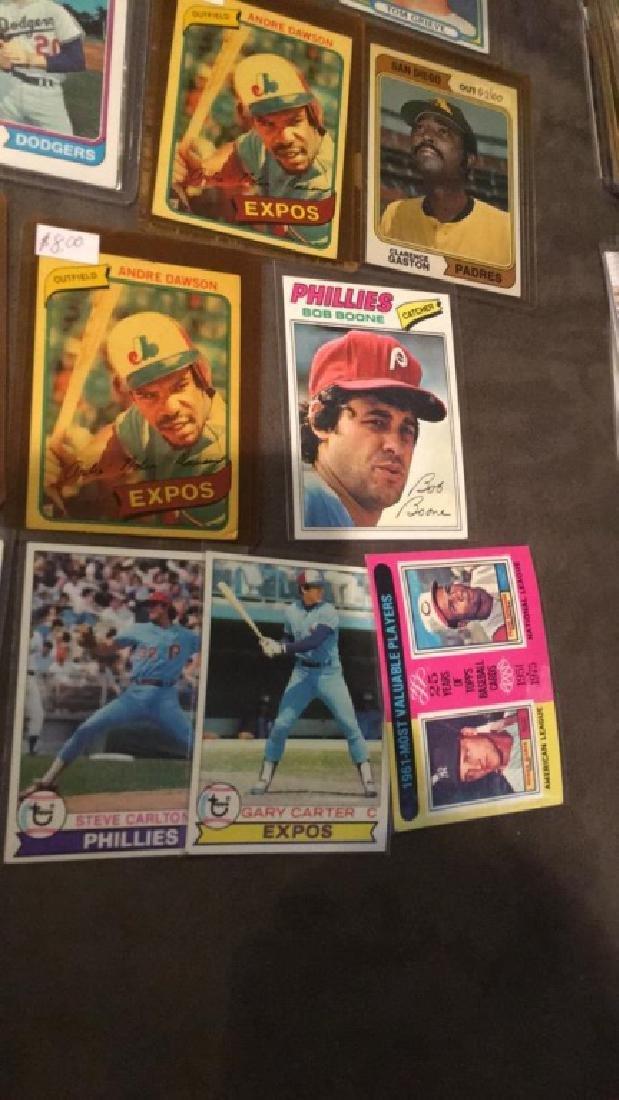 Vintage baseball card lot loaded with names Yogi - 3