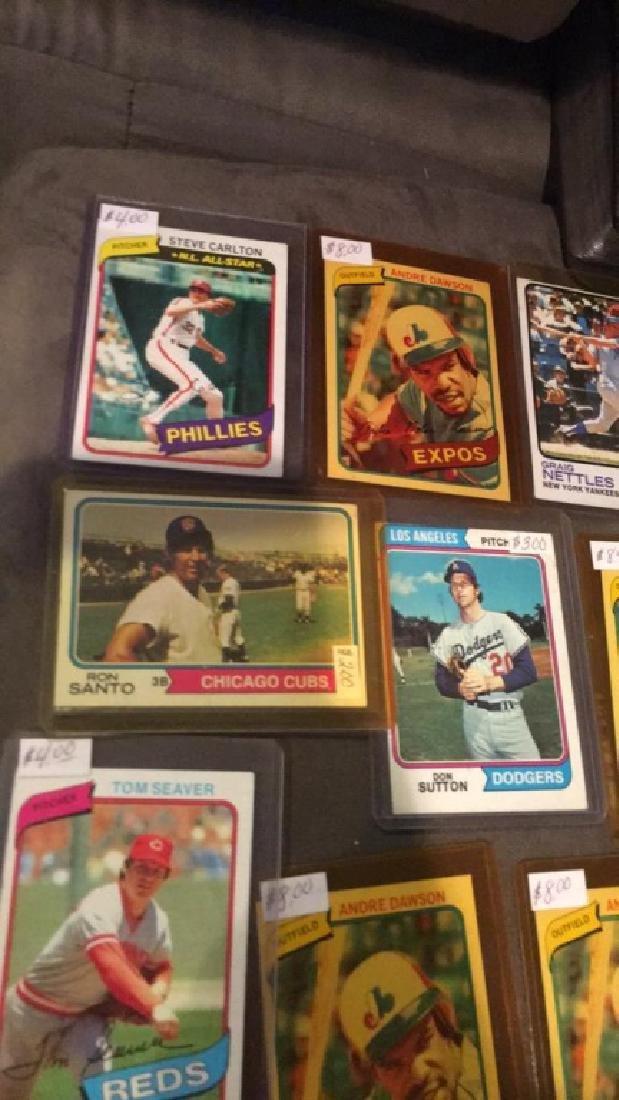 Vintage baseball card lot loaded with names Yogi - 4